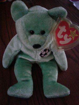 "1998 TY Beanie Babies "" Kicks "" for Sale in Tollhouse, CA"