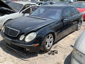 MERCEDES E CLASSS 2003-2009 (PART ONLY) 2004;2005;2006;2007;2008 for Sale in Dallas, TX