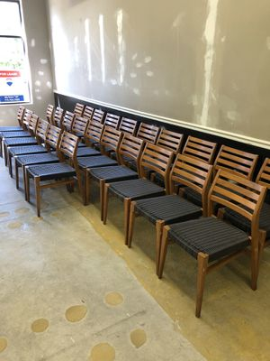 "Restaurant Chairs ""GAR"" for Sale in Evergreen Park, IL"