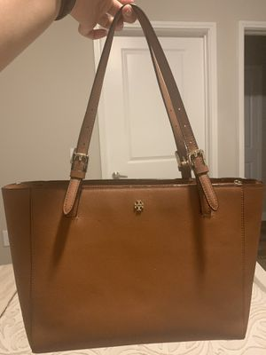 Saffiano Leather Buckle Tote Small York for Sale in Richardson, TX