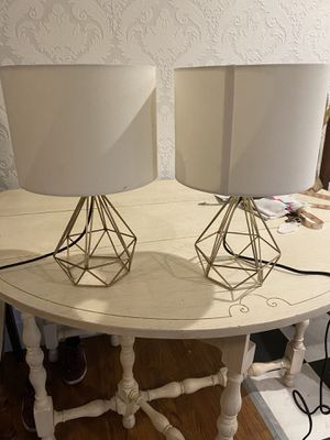 Artsy lamps for Sale in Los Angeles, CA
