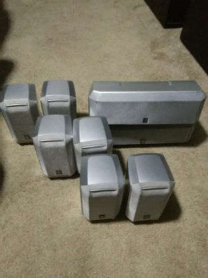 Yamaha surround sound speakers for stereo system for Sale in Long Beach, CA