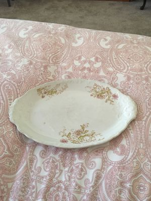 Antique platter for Sale in Mocksville, NC