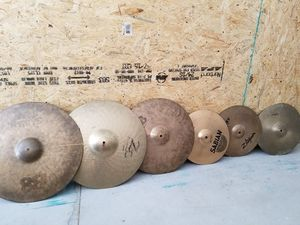 Drum set Cymbals for Sale in Orlando, FL