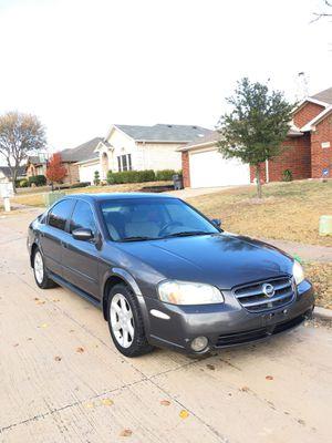 2003 nissan maxima for Sale in Dallas, TX
