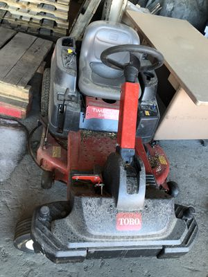 Toro time cutter for Sale in Cleveland, OH