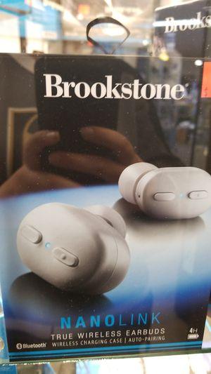 Brookstone true wireless earbuds for Sale in Las Vegas, NV