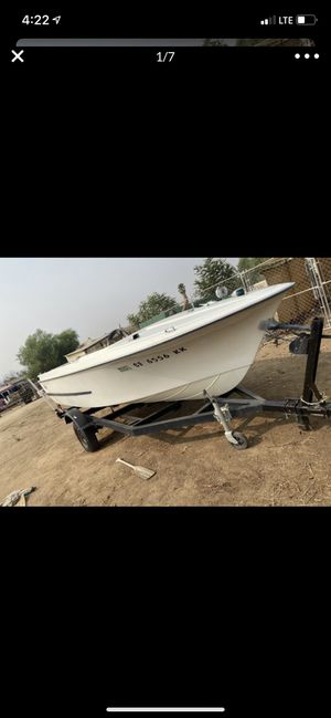 Dorset 6 seater boat for Sale in Perris, CA