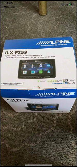 Alpine ILX259 for Sale in Chicago, IL
