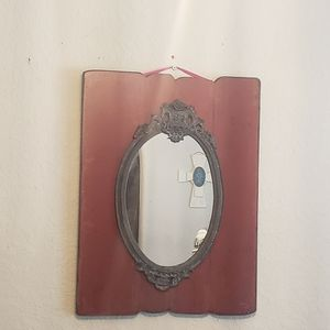 Antique Mirror Sedona Red for Sale in Huffman, TX