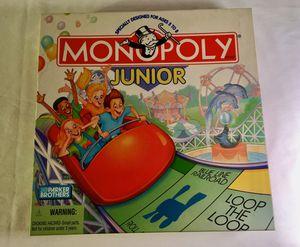 Junior Monopoly for Sale in Livonia, MI