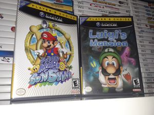 Gamecube games for Sale in Patterson, CA
