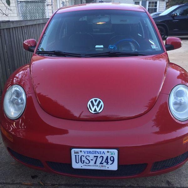 2008 VW Beetle