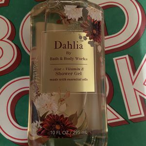 Dahlia Shower Gel for Sale in Rancho Cucamonga, CA
