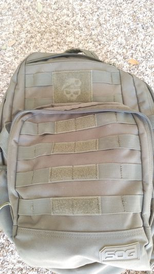 SOG backpack for Sale in Apollo Beach, FL