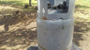 Propane tank for a forklift for Sale in Oroville, CA