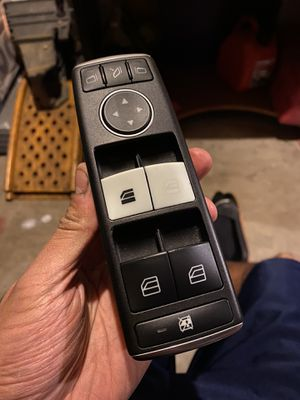 2012-2020 Mercedes Driver Door Master Window Switch (CLA GL GLA GLE GLS ML) for Sale in Federal Way, WA