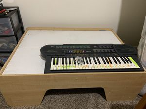 Piano and kids desk for Sale in Denton, TX