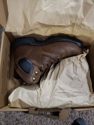 Red wing boot 4421 size 10 for Sale in CARPENTERSVLE, IL