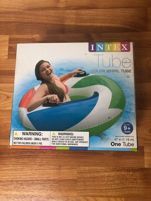 Intex tube for Sale in St. Louis, MO