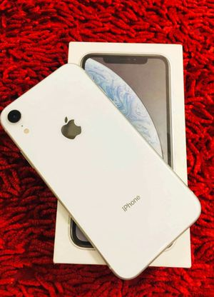 Iphone XR, Factory Unlocked..( Almost New Condition) for Sale in Springfield, VA