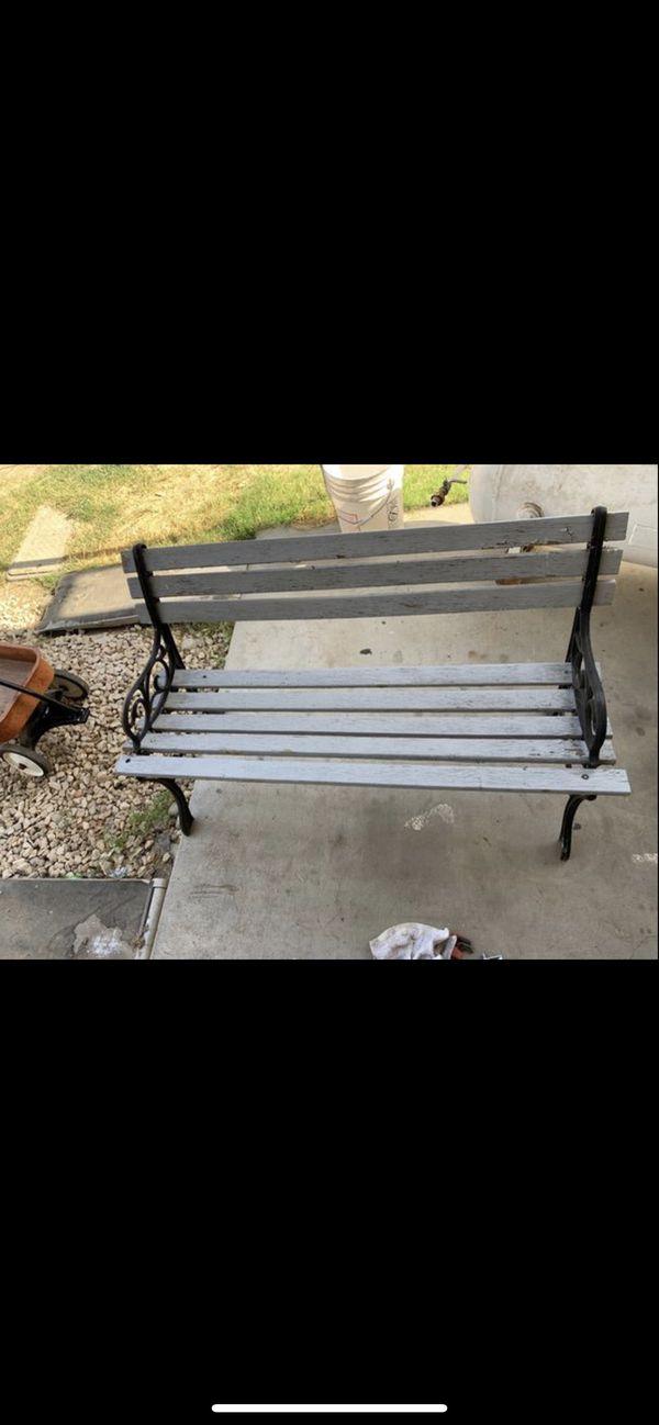 Bench silla