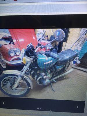 1977 Kawasaki KZ650 motorcycle 77 for Sale in East Islip, NY