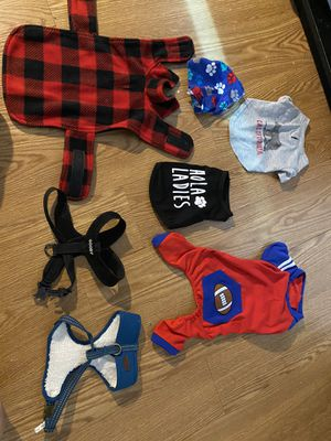 Dog Clothes/Harnesses for Sale in Charlotte, NC