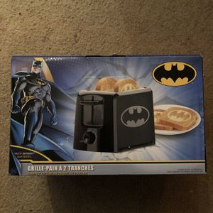 Batman Toaster for Sale in Issaquah, WA
