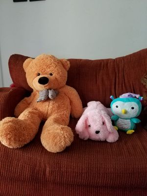 Teddy bear and stuffed animals for Sale in Smyrna, GA