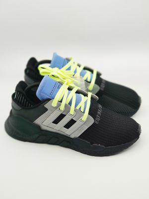 Adidas Originals EQT Equipment Support 91/18 Boost Black Grey Lilac CG6170 for Sale in Richmond, VA