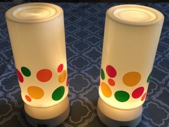 Vintage 1960's/1970's Kids Battery Powered Lamps for Sale in Lemon Grove,  CA
