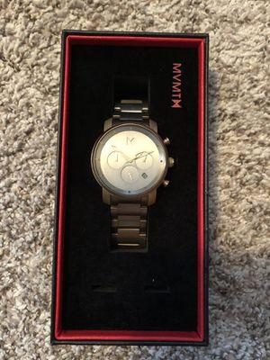 Mvmt Watch for Sale in Cedar Falls, IA