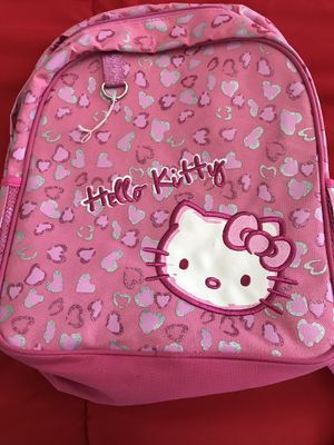 Hello Kitty Kids Bookbag for Sale in Dallas, GA
