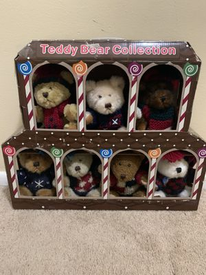 Teddy bear collection for Sale in Elkridge, MD