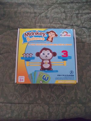 New Monkey Balance/Kids Toy for Sale in Long Beach, CA