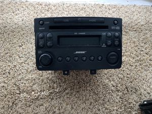 Bose Nissan 350Z Stock radio for Sale in OR, US