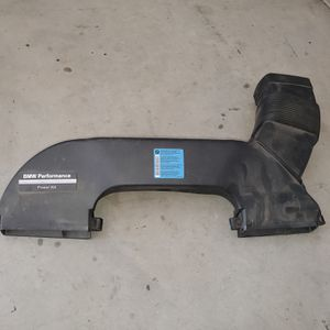 Used OEM 2011 BMW 135i Coupe FRONT INLET INTAKE TUBE PIPE AIR DUCT for Sale in South El Monte, CA