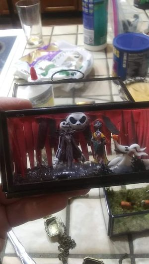 Nightmare before Christmas miniature diorama for Sale in Tullahoma, TN