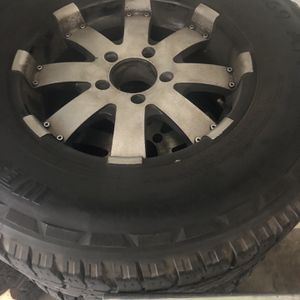 "17"" Rims And Tires for Sale in Las Vegas, NV"