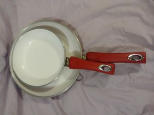 2 skillets/fry pans. for Sale in Fort Myers, FL
