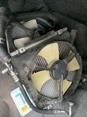Honda Civic complete cooling and condenser radiators for Sale in Moreno Valley, CA