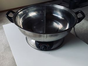 Hotpot with broiler for Sale in Davis, CA