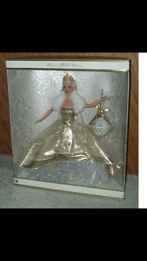 Year 2000 millennium Barbie collector for Sale in Fort Lauderdale, FL