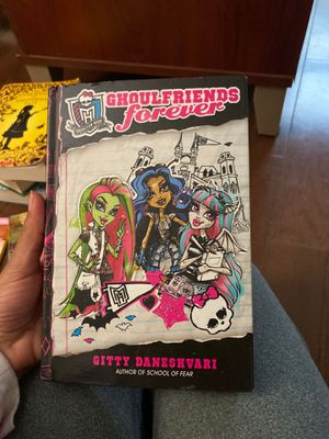 Monster High ghoulfriends forever for Sale in Bartlett, IL