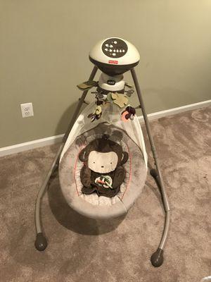 Fisher Price baby swing for Sale in Ashburn, VA