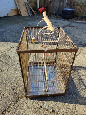 Free bird cage south Elgin for Sale in South Elgin, IL