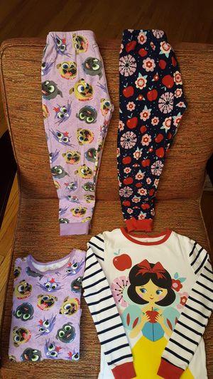 Lot of 4pc Disney Girl's Pajama set for Sale in Dallas, TX