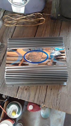 Gravity gr 450 800w car stereo power amplifier for Sale in Littleton, CO