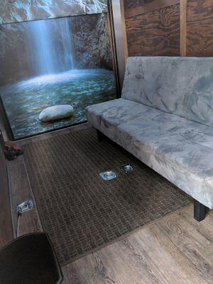 2019 custom camper/toy hauler trailer for Sale in Naples, FL